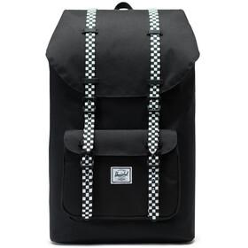 Herschel Little America Backpack 25l black/checkerboard